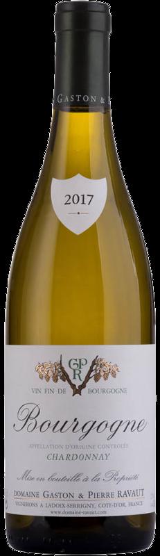 Bouteille Bourgogne Chardonnay 2018
