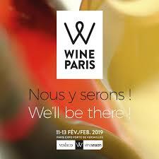 WINE PARIS 10 au 12 FEVRIER